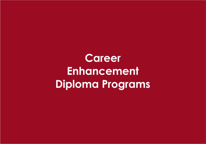 Career Enhancement Diploma Programs